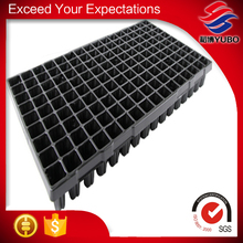 144 cell plastic nursery seed starting tray & seedling tray for garden