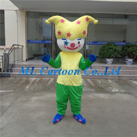 New designed customized special clown performance costume for party
