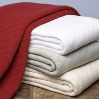 Cotton Summer Blankets