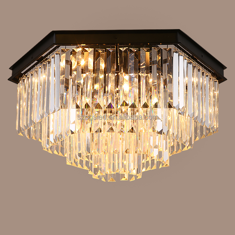 Best Selling Products Living Room Furniture Italy Lighting Crystal Pendant Lamp