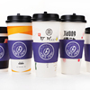 china wholesale hot sale coffee cup and cup sleeve