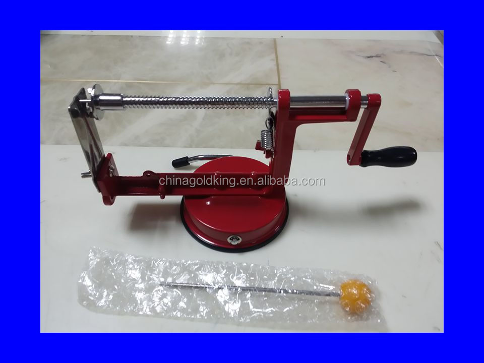 2014 hot sale new product potato spiral slicer