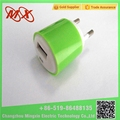 Best factory price Micro USB Wall Charger 12v Single Usb Travel Charger