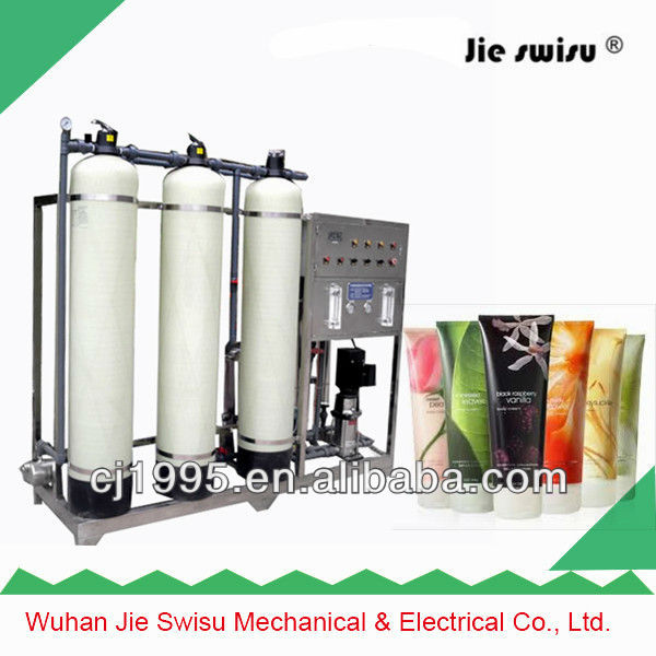 Economic type silky pleasure cream production machine