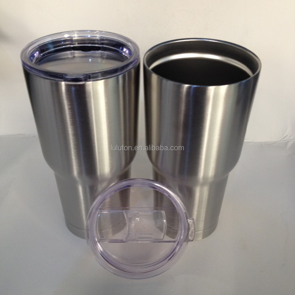 30oz tumbler sliding lids, High Quality Replacement Tumbler Cup Lids,Double Wall Stainless Steel Vacuum Insulated 30Oz tumbler