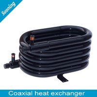 Tube Heat Exchanger for Heat Recovery