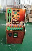Coin operated roulette, game machine, slot game,bingo