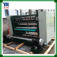 Horizontal Type High Speed Slitting Rewinding Machine
