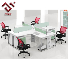 office furniture guangzhou workstation with wire system