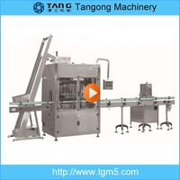 heavy dressings sauce filling packing machine