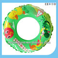 2013 in fashion plastic pvc heavy duty inflatable swim ring