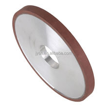 Hard Steel Diamond Coated Grinding Wheel 125mm Diameter for Carbide