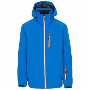 4a069d72938 Mens witnter waterproof jacket zip up sports clothing ski wear jackets