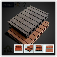 Anti-Slip outdoor flooring /Water Resistance /swimming pool tiles/ WPC decking