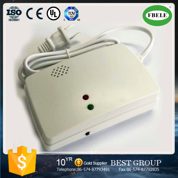 FBS-MG1 samll gas detector, combustible gas induction wireless independent liquefied gas leakage alarm (FBELE)