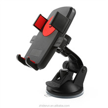 Silicone Car Phone Holder 360 Degree Dashboard Windshield Holder for GPS Smartphones