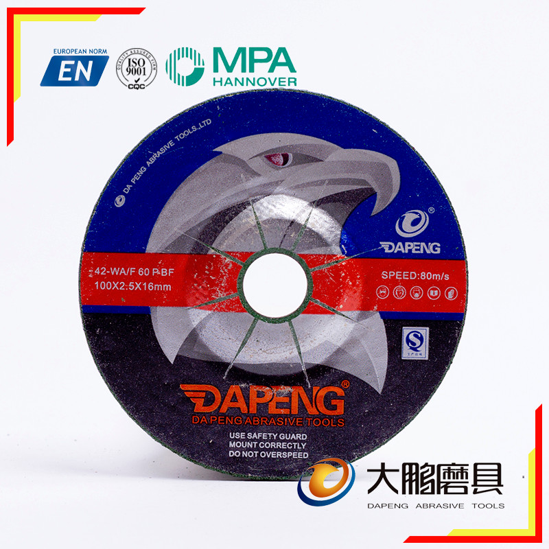T42 Resin Bonded Reinforced 180x3x22mm Cutting Disc Wheel Making Machine