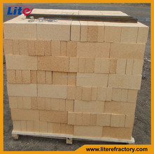 230x114x65 SK30 SK32 SK34 Standard Dense Fired Masonry Clay Brick for Oven Stoves