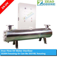 Ultraviolet Light Disinfection UV Lamp Water Treatment for Aquaculture