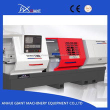 2 Axis Slant Bed Lathe Machine Suppliers rim straightening machine / cnc lathe machine for sale