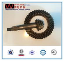 New design intermediate axle gear with high quality