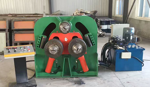 2017 New Hydraulic profile bending machine for xcmg spares parts