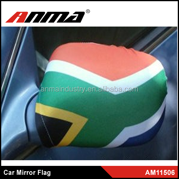 South Africa Country Flag Car Side MIRROR COVERS