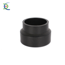 HDPE Water Pipe Fittings, pe tee, reducer coupling, flange