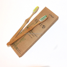 2018 100% Environmental travel disposable toothbrush for hotel