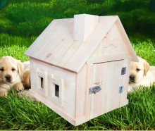 High quality new design wooden house dog