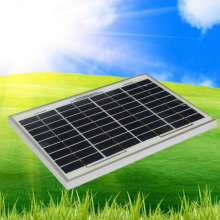 Mini poly solar panel 10w 12v for Camping light
