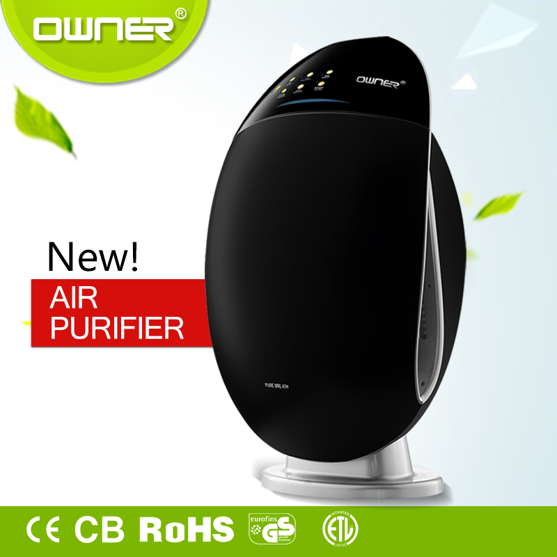 Household product room/ underground air purifier with oxygen generator