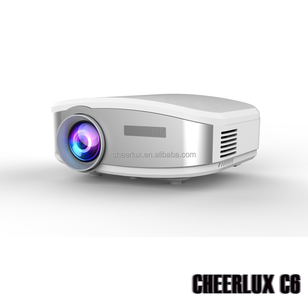 2015 new arrival lcd led projector portable small media for Beamer portable