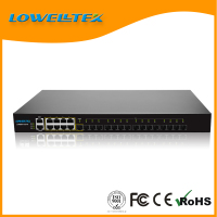 Desktop Unmanaged Gigabit Ethernet PoE Switch