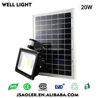 motion flood light solar path lights