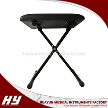 Modern commercial seating benches single seat piano bench