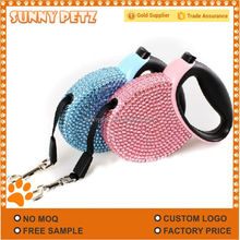 Retractable Dog Collar Traction Rope Pet Leash