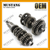 WY/CB/CG Motorcycle Transmission Parts Main & Counter Shaft