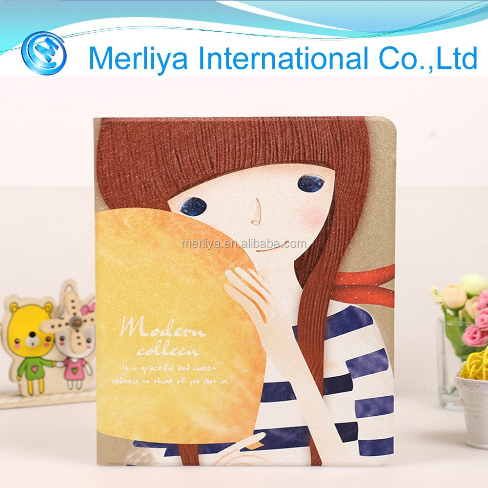 High Quality Cartoon Beautiful Leather Case for ipad air