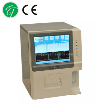 Medical laboratory equipment fully automatic hematology analyzer , cheap blood auto hematology