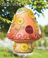 Mushroom Bird House, Mushroom Bird House Suppliers And Manufacturers At  Alibaba.com