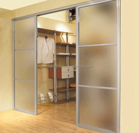 2015 frosted glass door cabine