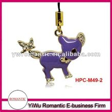 fashion plastic charms for kids