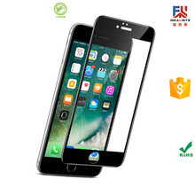 2.5d tempered glass screen protector for iphone 5 9h hardness pertect 3d curved 6