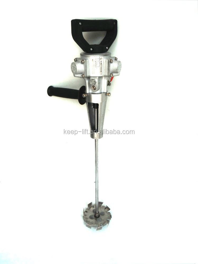 Handheld Air Mixer / Handheld Pneumatic Mixer