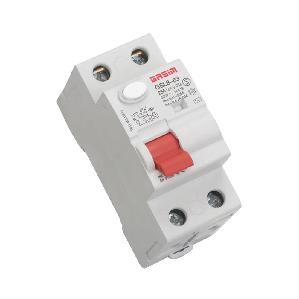 230 400v Rccb Earth Leakage Residual Current Circuit Breaker Wiring Diagram Buy Breakerearth Rccb230 Product On
