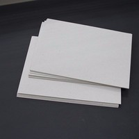 Book Cover Material Grey Cardboard Folding Binding Board Supply
