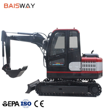 Cheap 3.5t Small Cheap Mini Excavator of Digger