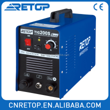 TIG 180S electric cable dc power weld inverter welder tig welding machine motor spare parts