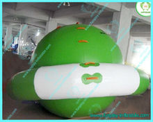 HI cheap inflatable ball game and hot sale inflatable water gyroscope